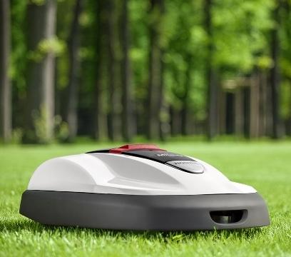 Kosiarka automatyczna Honda Miimo - naturalne nawożenie trawnika