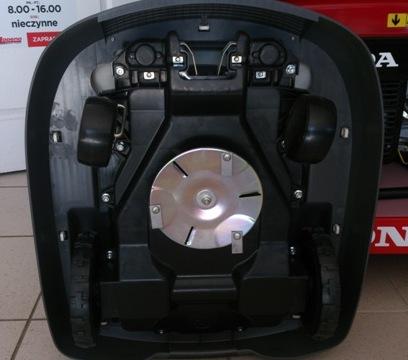 Kosiarka automatyczna Honda Miimo - nowoczesne ostrza