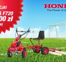 Honda F720 promocyjna cena